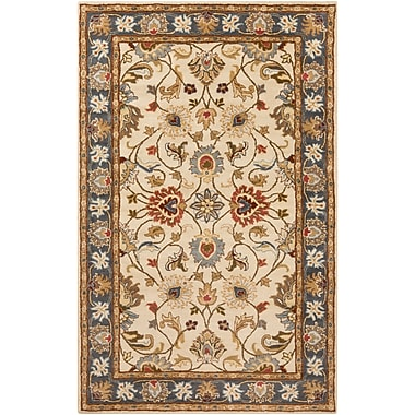 Surya Caesar CAE1125-69 Hand Tufted Rug, 6' x 9' Rectangle