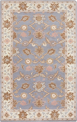 Surya Caesar CAE1128-58 Hand Tufted Rug, 5' x 8' Rectangle