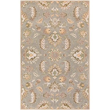 Surya Caesar CAE1140-46 Hand Tufted Rug, 4' x 6' Rectangle