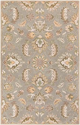 Surya Caesar CAE1140-811 Hand Tufted Rug, 8' x 11' Rectangle