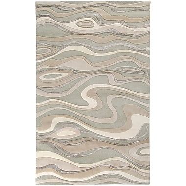 Surya Candice Olson Modern Classics CAN1927-58 Hand Tufted Rug, 5' x 8' Rectangle