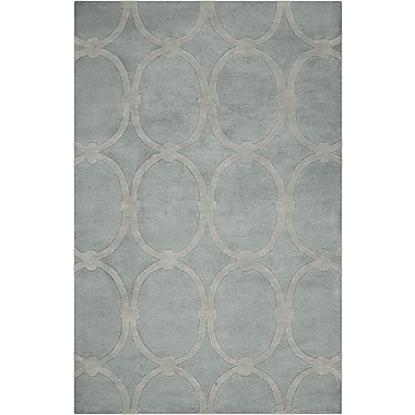 Surya Candice Olson Modern Classics CAN1990-811 Hand Tufted Rug, 8' x 11' Rectangle