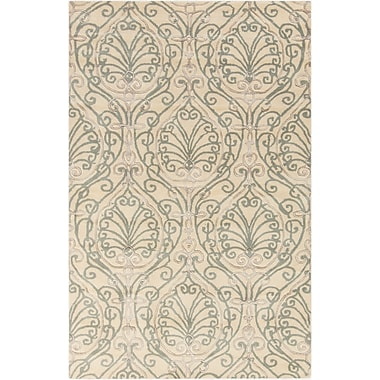 Surya Candice Olson Modern Classics CAN2012-58 Hand Tufted Rug, 5' x 8' Rectangle
