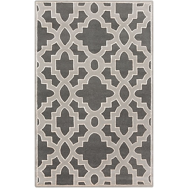 Surya Candice Olson Modern Classics CAN2040-58 Hand Tufted Rug, 5' x 8' Rectangle