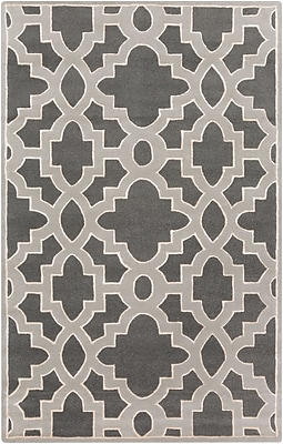 Surya Candice Olson Modern Classics CAN2040-811 Hand Tufted Rug, 8' x 11' Rectangle