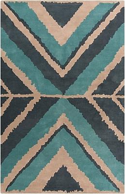 Surya Beth Lacefield Calaveras CAV4001-3353 Hand Tufted Rug, 3'3
