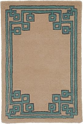 Surya Beth Lacefield Calaveras CAV4010-811 Hand Tufted Rug, 8' x 11' Rectangle