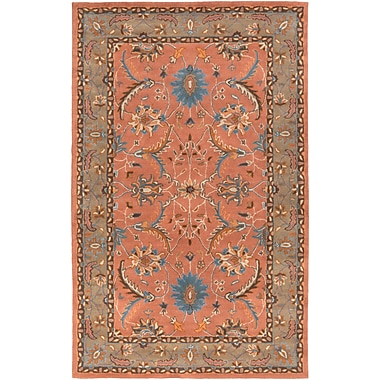 Surya Clifton CLF1022-58 Hand Tufted Rug, 5' x 8' Rectangle