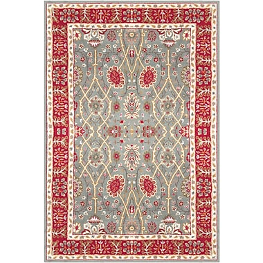 Surya Clifton CLF1028-811 Hand Tufted Rug, 8' x 11' Rectangle
