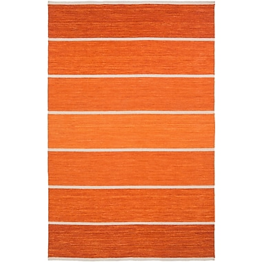 Surya Calvin CLV1044-23 Hand Woven Rug, 2' x 3' Rectangle