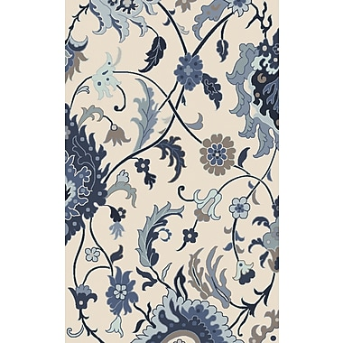 Surya Centennial CNT1096-811 Hand Hooked Rug, 8' x 11' Rectangle