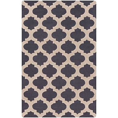 Surya Centennial CNT1097-58 Hand Hooked Rug, 5' x 8' Rectangle