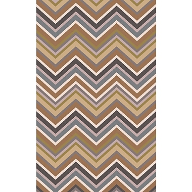 Surya Centennial CNT1106-811 Hand Hooked Rug, 8' x 11' Rectangle