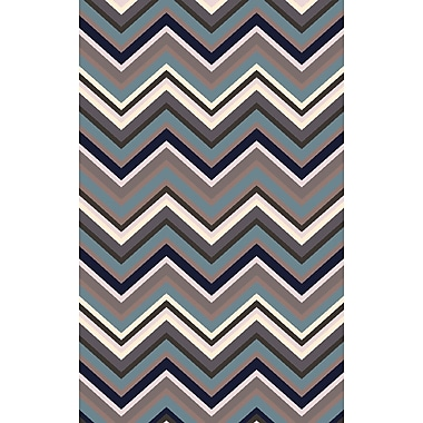 Surya Centennial CNT1108-23 Hand Hooked Rug, 2' x 3' Rectangle