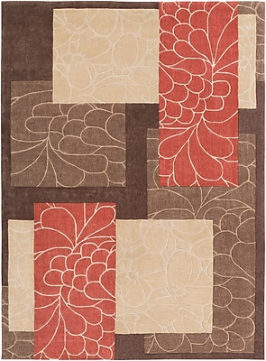 Surya Cosmopolitan COS8889-811 Hand Tufted Rug, 8' x 11' Rectangle