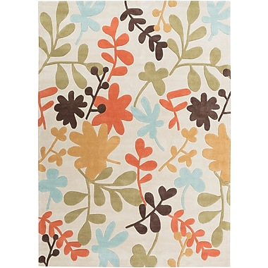 Surya Cosmopolitan COS8926-23 Hand Tufted Rug, 2' x 3' Rectangle