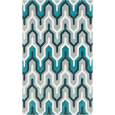 Surya Cosmopolitan COS9175-811 Hand Tufted Rug, 8' x 11' Rectangle
