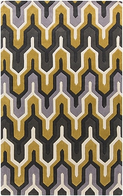 Surya Cosmopolitan COS9177-23 Hand Tufted Rug, 2' x 3' Rectangle