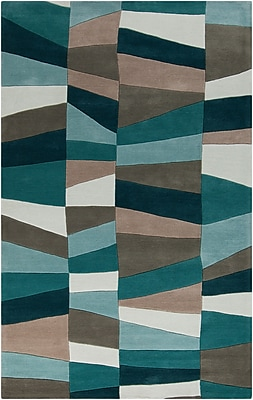 Surya Cosmopolitan COS9187-811 Hand Tufted Rug, 8' x 11' Rectangle