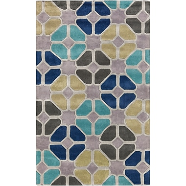 Surya Cosmopolitan COS9193-23 Hand Tufted Rug, 2' x 3' Rectangle