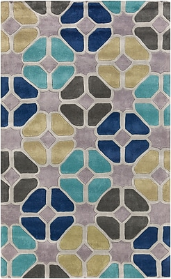 Surya Cosmopolitan COS9193-811 Hand Tufted Rug, 8' x 11' Rectangle