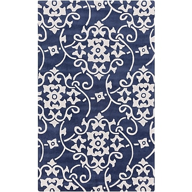Surya Cosmopolitan COS9201-58 Hand Tufted Rug, 5' x 8' Rectangle