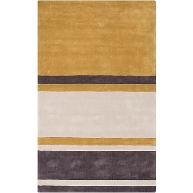 Surya Cosmopolitan COS9215-811 Hand Tufted Rug, 8' x 11' Rectangle