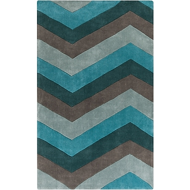 Surya Cosmopolitan COS9218-811 Hand Tufted Rug, 8' x 11' Rectangle