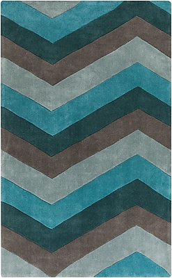 Surya Cosmopolitan COS9218-811 Hand Tufted Rug, 8' x 11' Rectangle