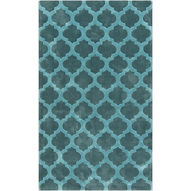 Surya Cosmopolitan COS9225-811 Hand Tufted Rug, 8' x 11' Rectangle