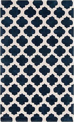 Surya Cosmopolitan COS9226-811 Hand Tufted Rug, 8' x 11' Rectangle