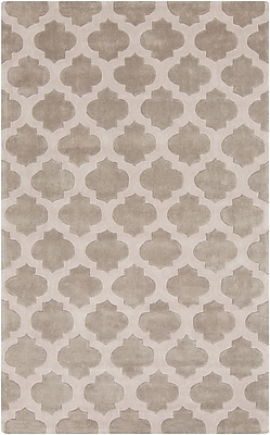 Surya Cosmopolitan COS9227-58 Hand Tufted Rug, 5' x 8' Rectangle
