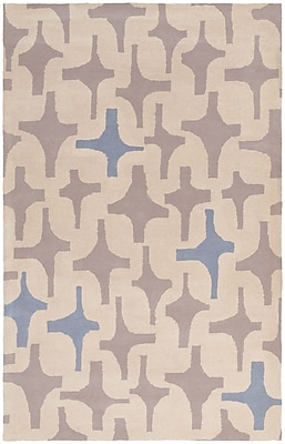Surya Lotta Jansdotter Decorativa DCR4001-811 Hand Tufted Rug, 8' x 11' Rectangle