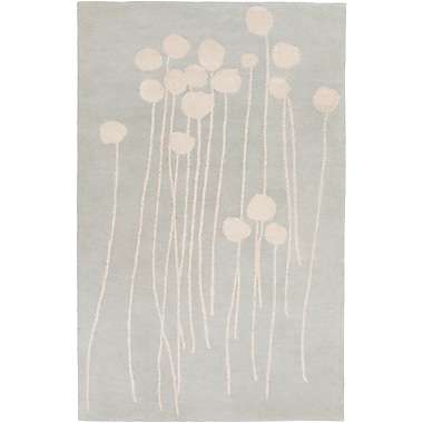Surya Lotta Jansdotter Decorativa DCR4003-58 Hand Tufted Rug, 5' x 8' Rectangle