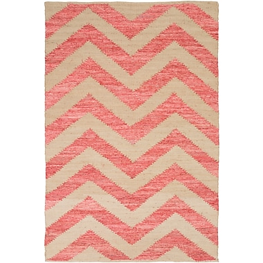 Surya Denim DNM1004-811 Hand Loomed Rug, 8' x 11' Rectangle