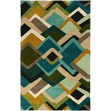 Surya Mike Farrell Envelopes ENV5001-23 Hand Tufted Rug, 2' x 3' Rectangle