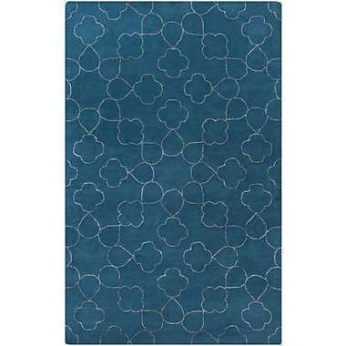 Surya Essence ESS7668-23 Hand Tufted Rug, 2' x 3' Rectangle
