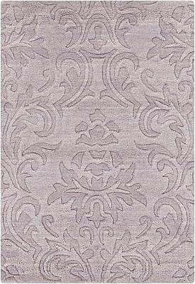 Surya Etching ETC4929-23 Hand Loomed Rug, 2' x 3' Rectangle