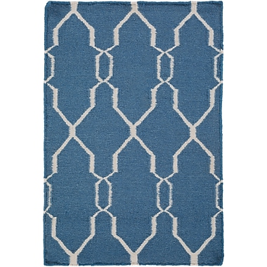 Surya Jill Rosenwald Fallon FAL1011-23 Hand Woven Rug, 2' x 3' Rectangle