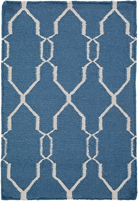 Surya Jill Rosenwald Fallon FAL1011-811 Hand Woven Rug, 8' x 11' Rectangle