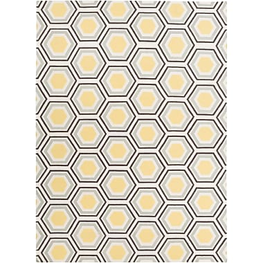 Surya Jill Rosenwald Fallon FAL1037-811 Hand Woven Rug, 8' x 11' Rectangle