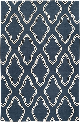 Surya Jill Rosenwald Fallon FAL1050-811 Hand Woven Rug, 8' x 11' Rectangle