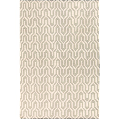 Surya Jill Rosenwald Fallon FAL1101-811 Hand Woven Rug, 8' x 11' Rectangle