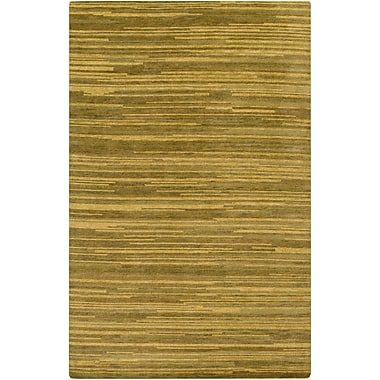 Surya Gradience GDC7001-58 Hand Knotted Rug, 5' x 8' Rectangle