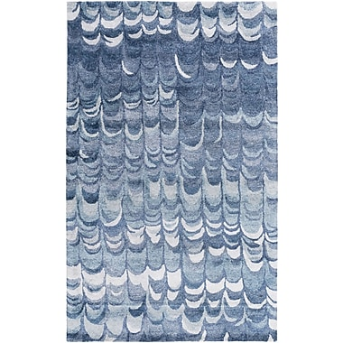 Surya Gemini GMN4002-58 Hand Tufted Rug, 5' x 8' Rectangle