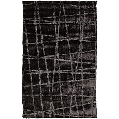 Surya Graph GRP2001-58 Hand Woven Rug, 5' x 8' Rectangle