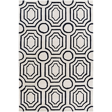 Surya Angelo Home Hudson Park HDP2105-810 Hand Tufted Rug, 8' x 10' Rectangle