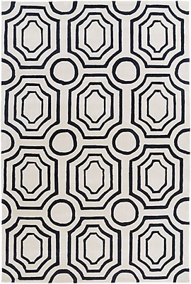 Surya Angelo Home Hudson Park HDP2105-23 Hand Tufted Rug, 2' x 3' Rectangle