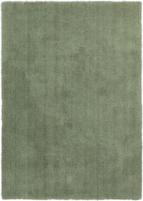 Surya Heaven HEA8007-57 Hand Woven Rug, 5' x 7' Rectangle