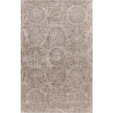 Surya Henna HEN1000-23 Hand Tufted Rug, 2' x 3' Rectangle